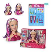 Lindo Kit Infantil Da Barbie Menina P/ Brincar Na Quarentena -