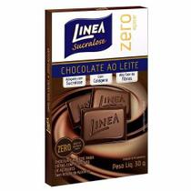 Linea Chocolate Diet Ao Leite 15x30g -