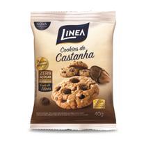 Linea Cookie Chocolate E Castanhas 10x40g -