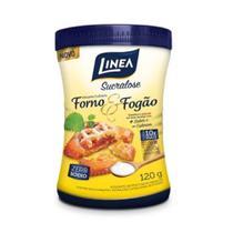 Linea Forno e Fogão Adoçante Culinário 120g -