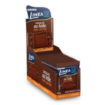Linea Mini Chocolate Ao Leite Zero Lactose  13G - 15 Unidades -