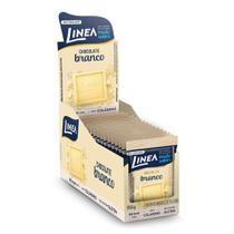 Linea Mini Chocolate Branco 13G - 15 Unidades -