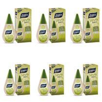 Linea Stevia Adoçante 60ml (Kit C/06) -