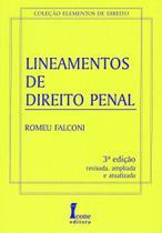 Lineamentos de direito penal - Icone