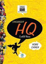 Linguagem hq - conceitos basicos - CRIATIVO-