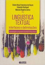 Linguistica textual - Interfaces e delimitacoes - Cortez -