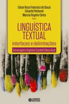 Linguistica textual - interfaces e delimitaçoes - Cortez -