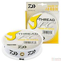 Linha Daiwa J-Thread FC Leader 100% Fluorocarbon - 50 libras -