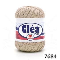 Linha Para Crochê C/ 1000m Cléa Pastel - Cor 7684 UN - Circulo