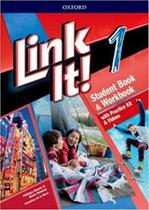 Link It! 1 - Student's Book With Workbook And Practice Kit & Video - Third Edition - Oxford University Press - Elt -