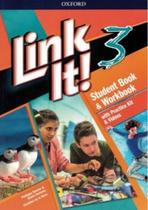 Link It! 3 - Student's Book With Workbook And Practice Kit & Video - Third Edition - Oxford University Press - Elt
