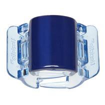 Linziclip Pearlised Plain Majestic Blue -