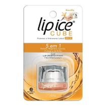 Lip Ice Cube Protetor E Hidratante Labial Fps15 - Baunilha 6.5g -