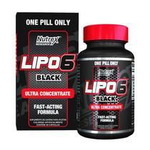 Lipo 6 black 60 caps  - nutrex -