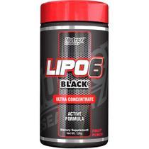 Lipo 6 Black Pó - Nutrex -