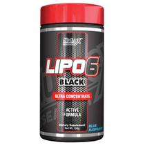 Lipo 6 Black Powder 120gr - Nutrex