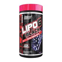 Lipo 6 Black Powder Ultra Concentrate 120g Exclusivo - Nutrex -
