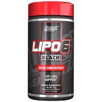 Lipo 6 Black Ultra Concentrado - Nutrex -