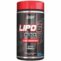 Lipo 6 Black Ultra Concentrado - Nutrex