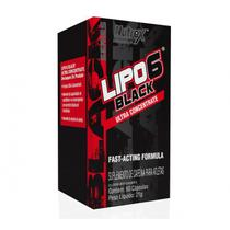 Lipo 6 black ultra concentrate (60 caps) - nutrex -