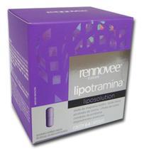 Lipotramina lipo rennove - 64 capsulas - Nutrilatina