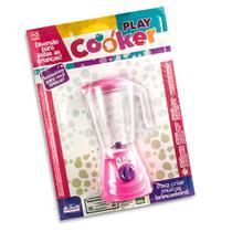 Liquidificador De Brinquedo Infantil Play Cooker - Fmsp