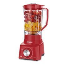 Liquidificador mondial vermelho l900 fr 220v -