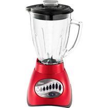 Liquidificador Oster Versatile Jarra de Vidro 12 Vel. 450W Vermelho 1,5L 220V 006844-057-000 -