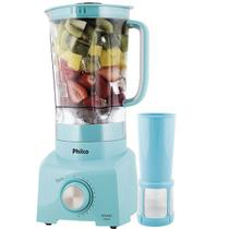 Liquidificador PH900 1000W Azul Claro Philco -