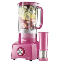 Liquidificador PH900 1000W Rosa Philco 127V