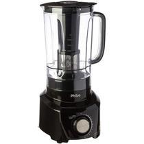 Liquidificador philco plq1212p 1200w 3 litros  12 vel. preto - 127v -