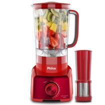 Liquidificador Philco Plq912v Inox Red 1200w 127v 110v -