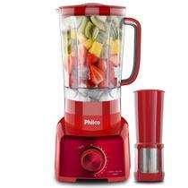 Liquidificador Philco PLQ912V Inox Red 1200W -