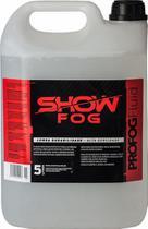 Líquido Fluído Para Maquina De Fumaça 5 Litros Super Nfe - SHOW FOG