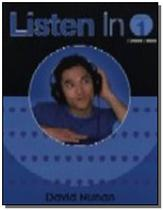 Listen in 1 - text + audio cd - Cengage -