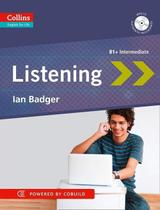 Listening B1+ Intermediate - Collins English For Life - Book With MP3 CD -