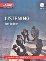 Listening - Collins English For Business - Book With Audio CD -