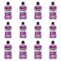 Listerine Cuidado Total Enxaguante Bucal 250ml (Kit C/12) -