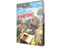 Little Big Planet Karting para PS3 - Sony
