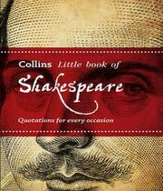 Little Book Of Shakespeare - Quotations For Every Occasion - Collins