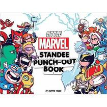 Little Marvel Standee Punch-Out Book -