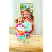 Little Mommy Pequena Chef - Mattel DLB57