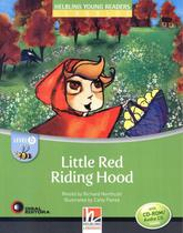 Little red riding hood - level b - Disal editora