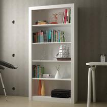 Livreiro Bl 01 Branco - Brv  móveis