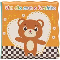 Livrinho de Banho Buba Toys Um Dia com o Ursinho 6m+ - 7498 -