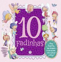 Livro - 10 fadinhas -