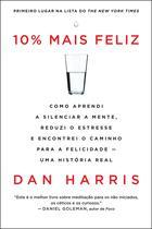 Livro - 10% mais feliz -