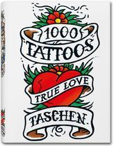 Livro - 1000 Tattoos -