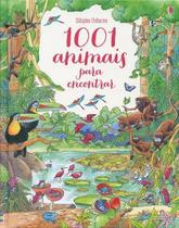 Livro - 1001 animais para encontrar -