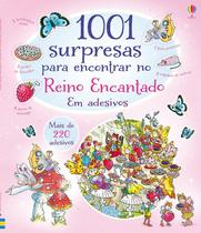 Livro - 1001 surpresas para encontrar no reino encantado -